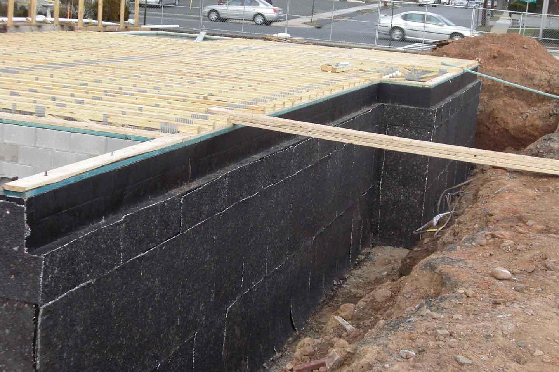 Interstate waterproofing services
