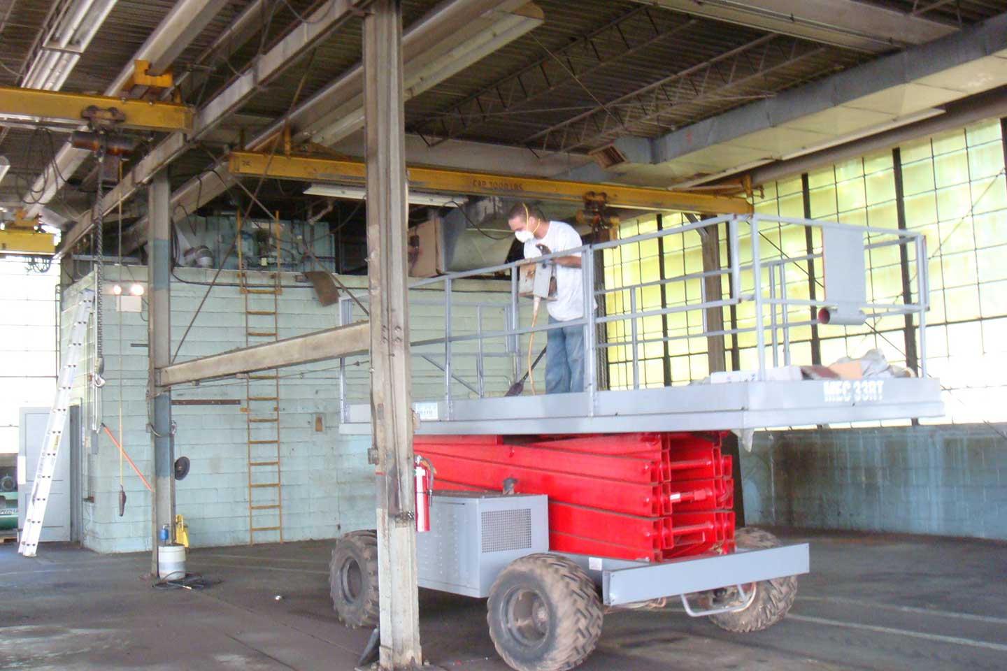 Interstate Services Group Industrial Cleaning Services