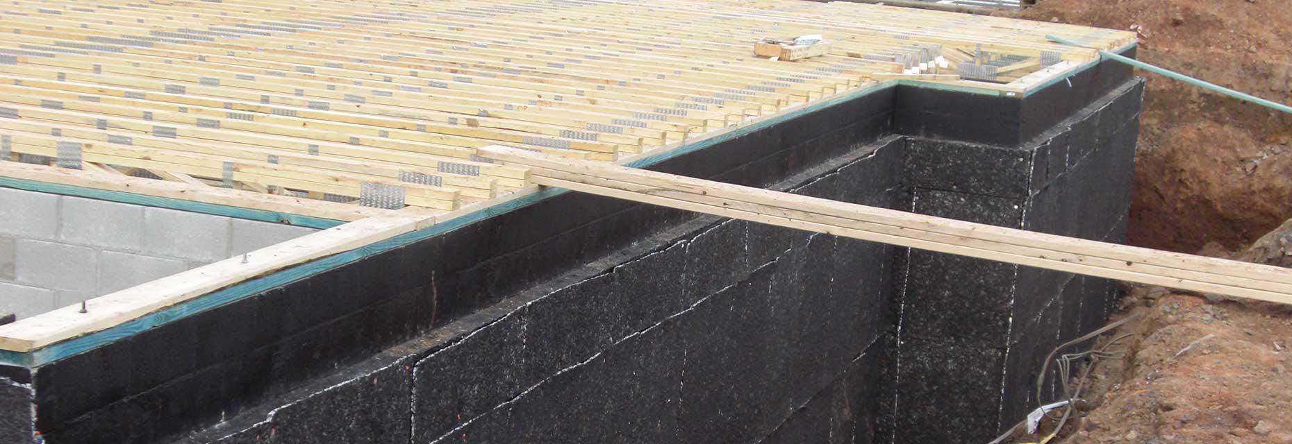 Basement Wall and Floor Crack Repair